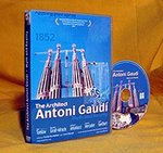 "DVD ""The Architect Antoni Gaudí - Myth and Reality"" (NTSC)"