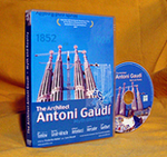 "DVD ""The Architect Antoni Gaudí - Myth and Reality"" (PAL)"